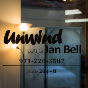 Unwind with Jan Bell - Oregon City, OR